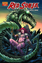 Image: Red Sonja #71