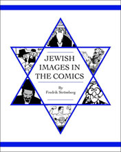 Image: Jewish Images in the Comics HC  - Fantagraphics Books