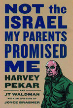 Image: Not the Israel My Parents Promised Me HC  - Hill & Wang