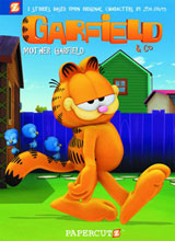 Image: Garfield & Company Vol. 06: Mother Garfield HC  - Papercutz