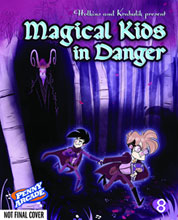Image: Penny Arcade Vol. 08: Magical Kids in Danger SC  - Oni Press Inc.