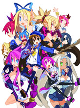 Image: Disgaeart!!!: Disgaea Official Illustration Collection SC  - Udon Entertainment Corp