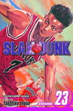 Image: Slam Dunk Vol. 23 SC  - Viz Media LLC