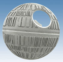 Image: Star Wars Death Star Magnetic Bottle Opener  -