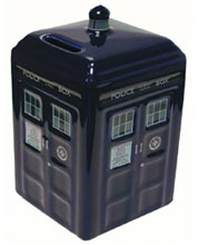 Image: Doctor Who Tardis Ceramic Money Bank  -