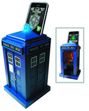 Image: Doctor Who Tardis Smart Safe  -