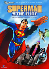 Image: DCU Superman vs. The Elite Blu-Ray+DVD  -