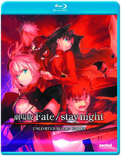 Image: Fate/Stay Night Unlimited Blade Works Blu-Ray  -