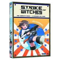 Image: Strike Witches Complete 1st Season Blu-Ray+DVD  -