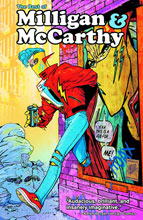 Image: Best of Milligan & McCarthy HC  - Dark Horse Comics
