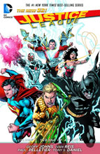 Image: Justice League Vol. 03: Throne of Atlantis HC  (N52)