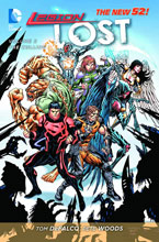 Image: Legion Lost Vol. 2: The Culling SC  (N52) - DC Comics