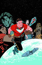 Image: Tom Strong and the Planet of Peril #1