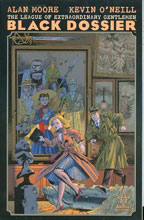 Image: League of Extraordinary Gentlemen: Black Dossier SC