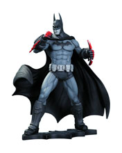 Image: Batman: Arkham City Statue - Batman  - DC Direct