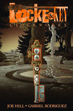 Image: Locke & Key Vol. 05: Clockworks SC  - IDW Publishing