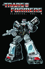 Image: Transformers Classics Vol. 05 SC  - IDW Publishing