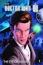 Image: Doctor Who 3 Vol. 02: Eye of Ashaya SC  - IDW Publishing