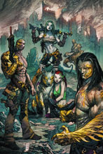 Image: Cyber Force #6 (cover D - 10-copy Silvestri B&W incentive cover) - Image Comics - Top Cow