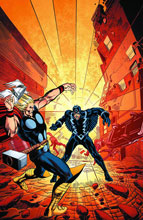 Image: Black Bolt: Something Inhuman This Way Comes  - Marvel Comics