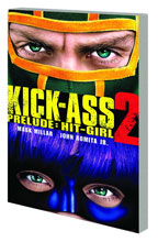 Image: Kick-Ass 2 Prelude: Hit-Girl SC  (Movie cover)