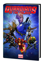Image: Guardians of the Galaxy Vol. 01: Cosmic Avengers HC  (NOW!)