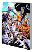 Image: Fantastic Four Vol. 02: Road Trip SC  (NOW!) - Marvel Comics