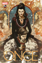 Image: Once Upon a Time: Shadow of the Queen HC  - Marvel Comics
