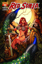 Image: Red Sonja #1 (cover D - Colleen Doran)