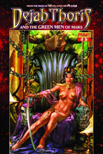 Image: Dejah Thoris & The Green Men of Mars #6