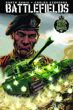 Image: Garth Ennis' Battlefields Vol. 07: Green Fields Beyond SC  - Dynamite