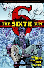 Image: Sixth Gun Vol. 05: Winter Wolves SC  - Oni Press Inc.