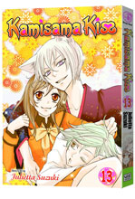 Image: Kamisama Kiss Vol. 13 SC  - Viz Media LLC