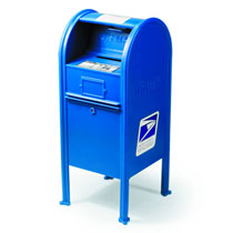 Image: Tyo X USPS Mini-Drop Box  - Other Designer Toys