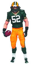Image: NFL Playmakers Series 4: Clay Matthews