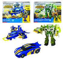 Image: Transformers Prime: Beast Hunters Tracker Vehicle Assortment 201301