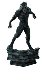 Image: Underworld Lycan 1/4 Scale Statue  - Movie/Tv
