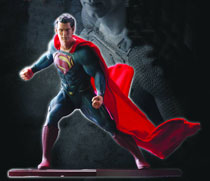 Image: DC Comics Artfx+ Statue: Man of Steel Superman