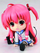 Image: Angel Beats! PVC Figure: Petanko Yui
