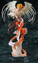 Image: Oh My Goddess! PVC Figure: Belldandy with Holy Bell
