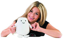 Image: Doctor Who Talking Plush: Adipose  (8-inch) - Doctor Who