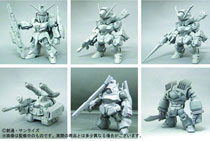 Image: MSG FW Gundam Converge 11 Trading Figure 10-Piece Assortment