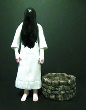 Image: Monster Heaven: Ringu Sadako Soft Vinyl Figure