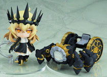 Image: Black Rock Shooter: Chariot w/Mary Nendoroid