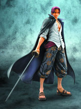 Image: One Piece P.O.P. DX: Shanks EX Model PVC Figure