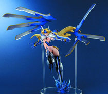 Image: Blazblue: Chronophantasma - MU-12 PVC Figure