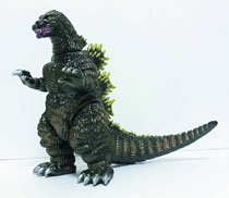 Image: Monster Heaven: Godzilla  (1989) Soft Vinyl Figure