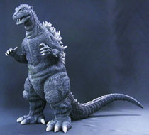 Image: Toho 12-inch Series: Godzilla Vinyl Figure  (1954 version)
