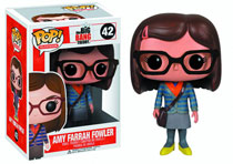 Image: Big Bang Theory Pop! Vinyl Figure: Amy
