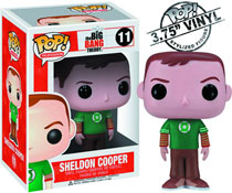 Image: Big Bang Theory Pop! Vinyl Figure: Sheldon
